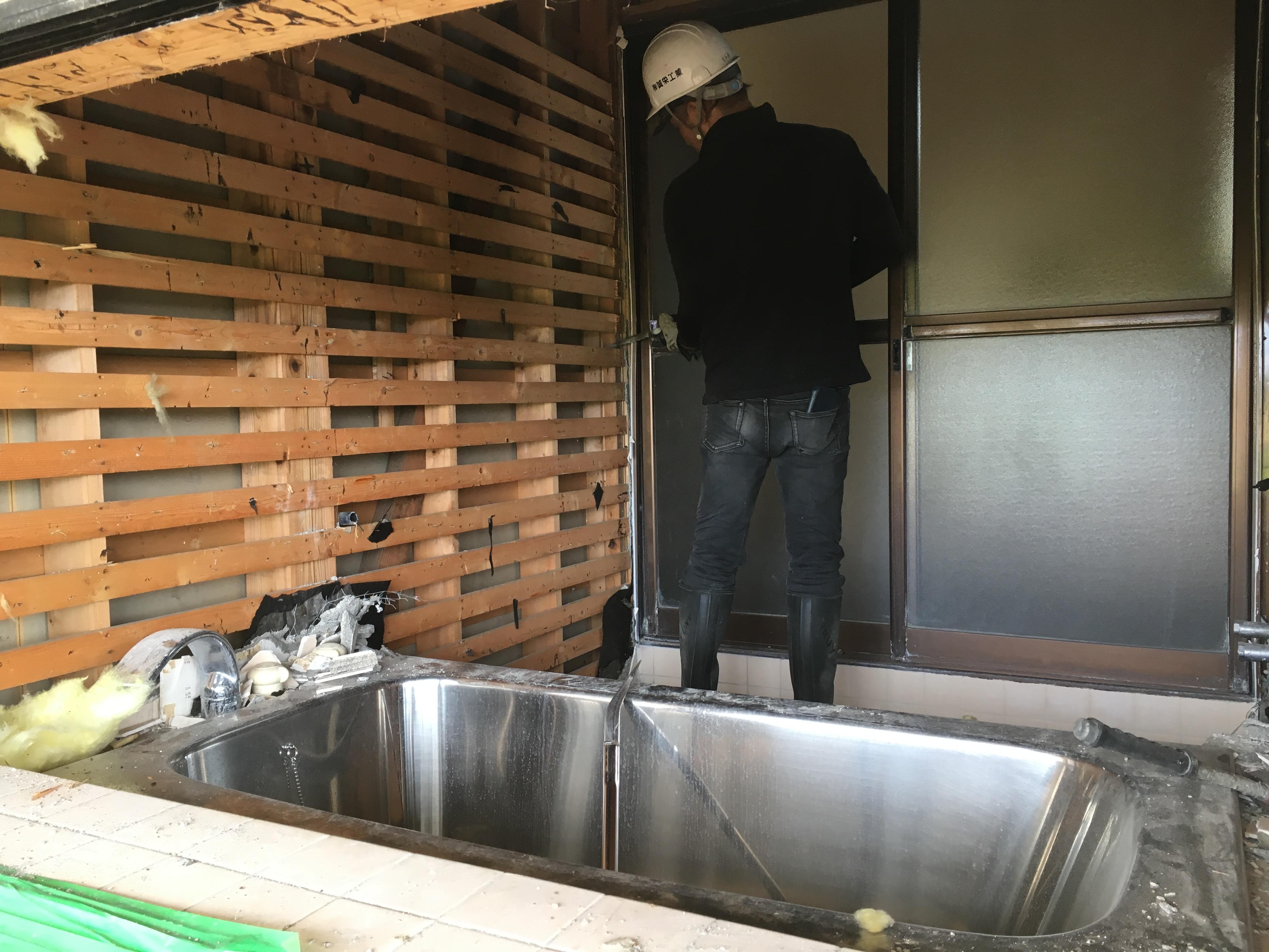 富山市 水廻り改修工事