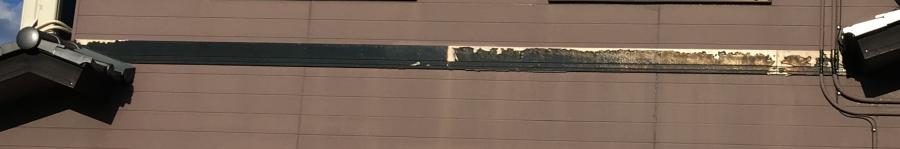 氷見 幕板 重ね張り