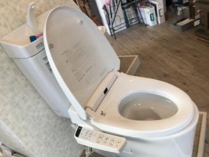 トイレのフタ
