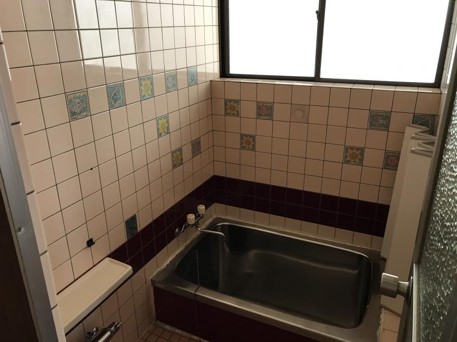 浴室現場調査