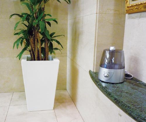 ウイルス対策・空気洗浄に次亜塩素酸水噴霧器