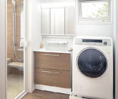 「きれい除菌水」で人気 洗面化粧台 オクターブ