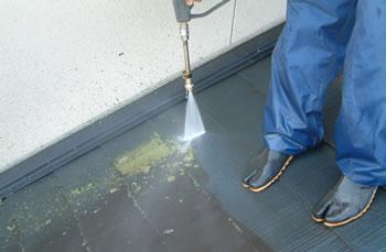 屋根塗装時の下地処理