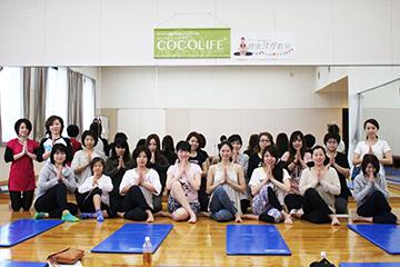 健康ヨガ教室