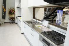 システムキッチンコーナー