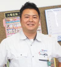 ガイソー富山店スタッフ