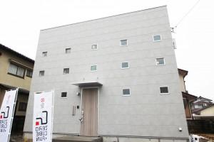 【HOUSE-0009】ZERO-CUBE 回KAI -ACT2 CUSTOM- 新築工事