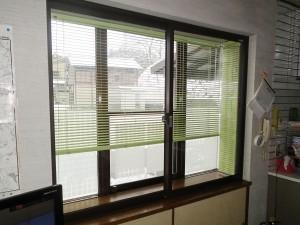 【R-0029】内窓2カ所取付工事
