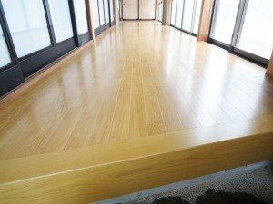 【R-0028】床重ね張り工事