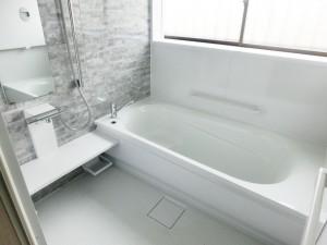 【B-0046】お風呂・洗面・廊下工事