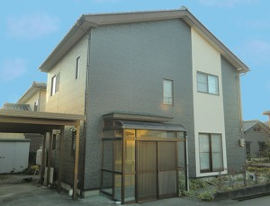 【GS-0125】外壁サイディング工事