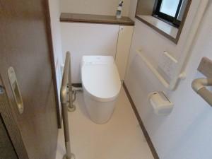 【T-0087】トイレ改修工事