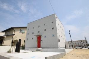 【HOUSE-0016】新築工事