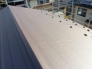 【Y-0064】屋根重ね張り工事