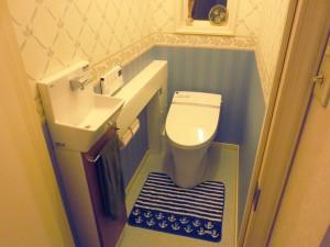 【T-0090】トイレ・洗面化粧台交換工事