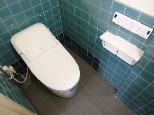 【T-0091】和→洋式トイレ工事