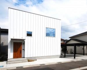 【HOUSE-0018】ZERO-CUBE  + BOX 新築工事
