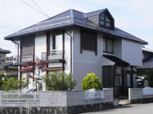 【GS-0136】外壁サイディング工事