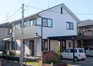 【GT-0110】外壁塗装・屋根改修工事