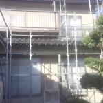 富山市U様邸 外壁塗装