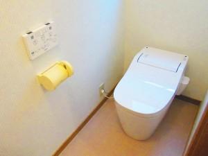 【T-0094】トイレ・ガス給湯機交換工事
