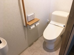 【T-0100】トイレ改修工事