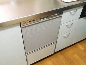 【K-0046】食洗器交換工事