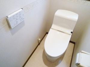【T-0101】トイレ・エコキュート交換工事