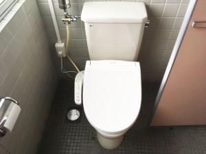 【T-0102】トイレ便座交換(2箇所)工事