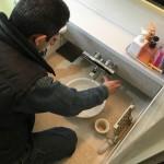 富山市 H様邸 水栓工事