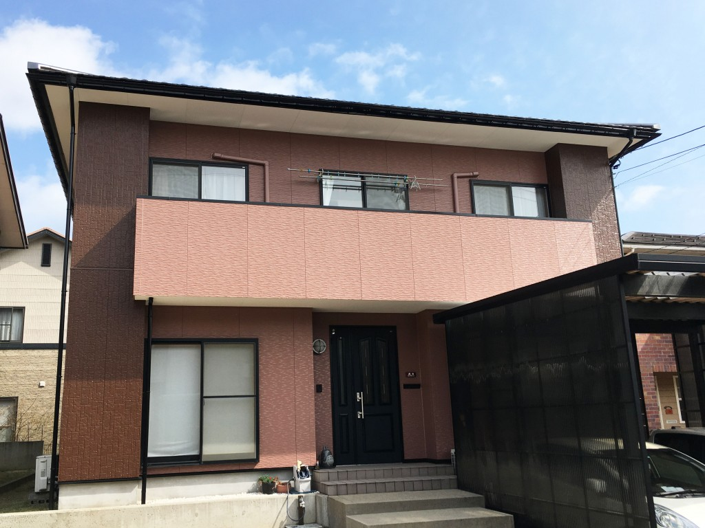 【GT-0117】外壁塗装工事