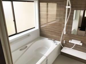 【B-0074】お風呂・洗面脱衣室改修/ボイラー交換工事