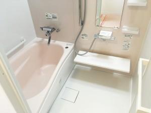 【B-0076】浴室・洗面脱衣室改修工事