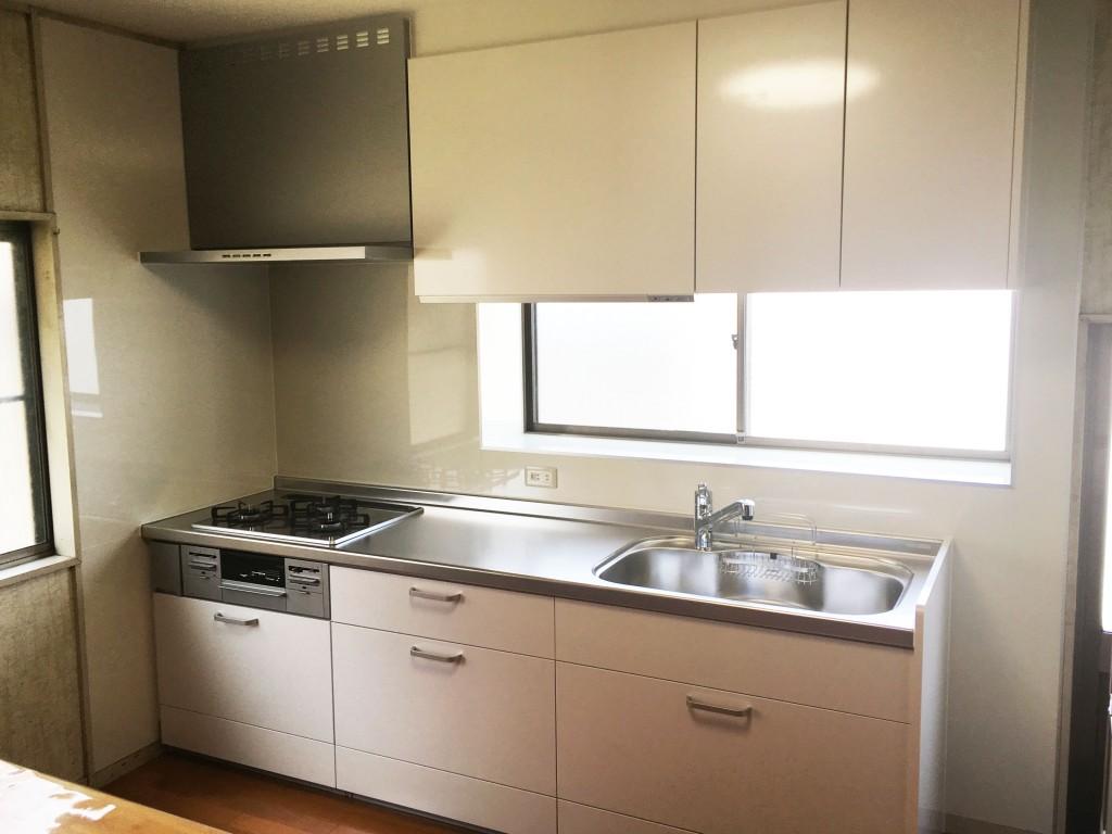 【K-0050】キッチン交換工事