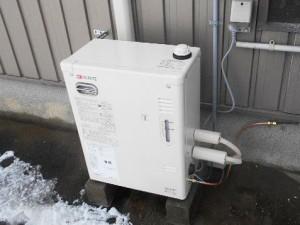 【ECO-0035】暖房用給湯器交換工事