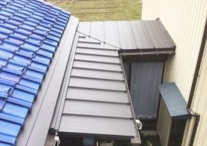 【Y-0072】板金屋根補修工事