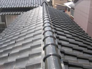 【Y-0073】屋根締め直し工事