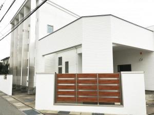 【GT-0120】一部外壁塗装・門塀補修工事