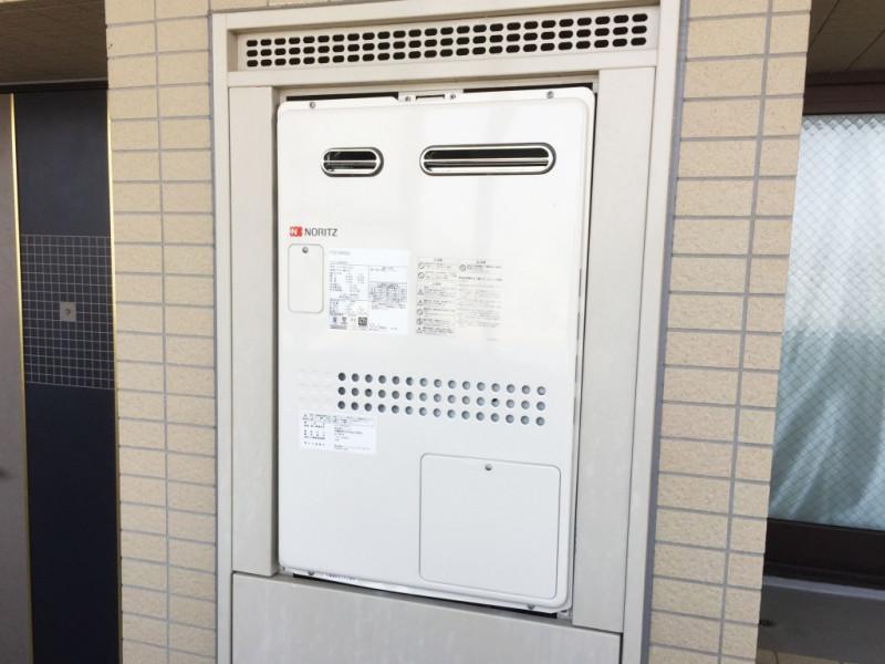 【仕様】ガスボイラー…ノーリツ 都市ガス GTH-C2450AW-L BL