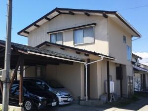 【GT-0118】外壁ガイナ塗装工事