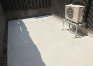 【E-0059】土間コンクリート打ち工事
