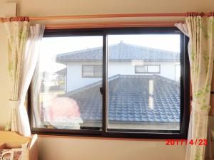 【R-0065】内窓6カ所取付工事