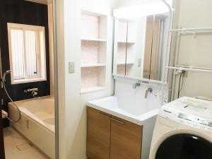 【B-0084】お風呂・洗面脱衣室改修工事