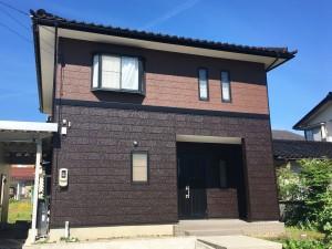 【GT-0125】外壁スーパームキコート塗装工事