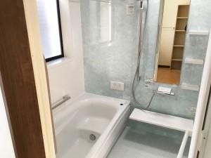 【B-0083】お風呂改修工事