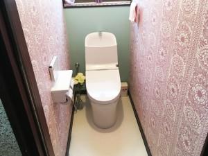 【T-0122】トイレ交換工事