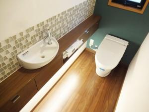 【T-0123】トイレ改修工事