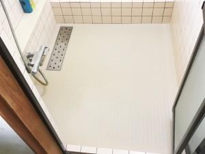 【B-0080】浴室床内装工事