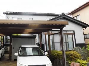 【GT-0123】外壁スーパームキコート塗装工事