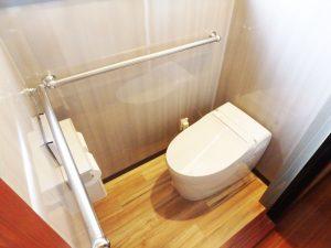 【T-0128】トイレ改修工事